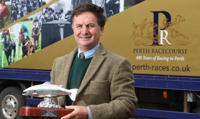 Sam Morshead did a cartwheel in the winners enclosure following the success of his first Perth Festival in 1989.