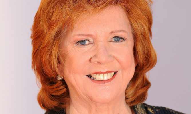 Cilla Black died of a stroke after falling at her Spanish villa.