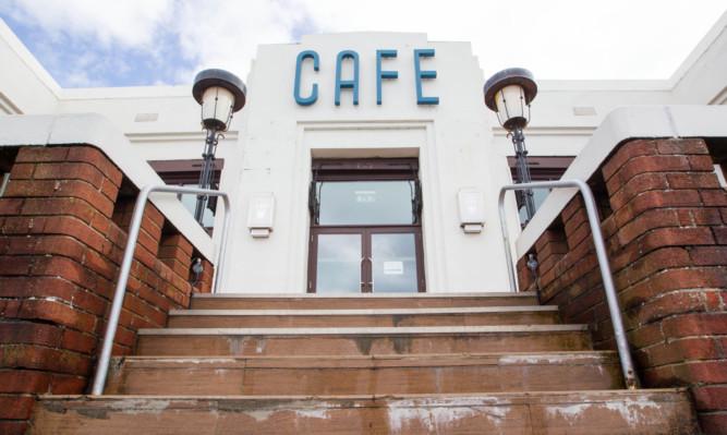 Aldo ran the Nardini's cafe in Largs.