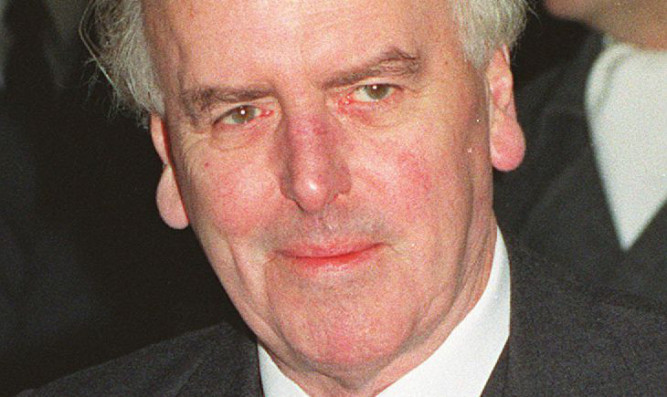 Actor George Cole played Arthur Daley in the hit show Minder.