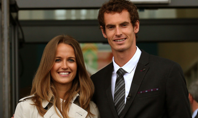 It has been reported that Kim Sears and Andy Murray are expecting their first baby.