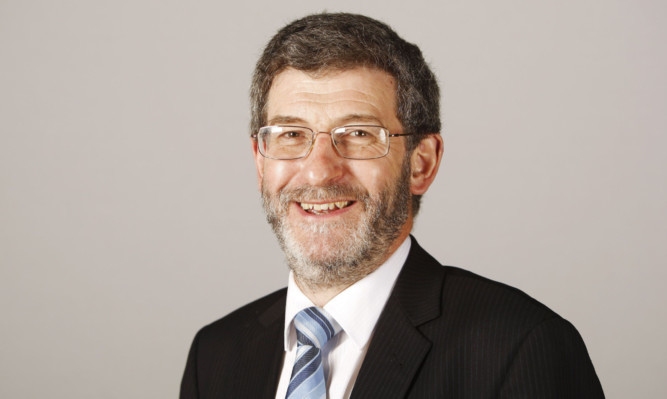 Mr Don, a former Dundee councillor, has been an MSP since 2007.