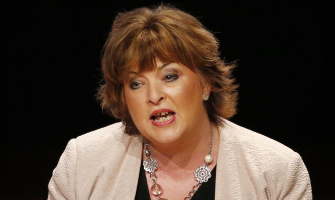 Culture Secretary Fiona Hyslop said the money given to T in the Park is in line with that given to a range of high-profile events.