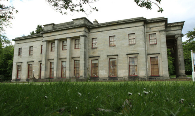 Camperdown House is a much-loved but rarely-used fixture in Dundee.