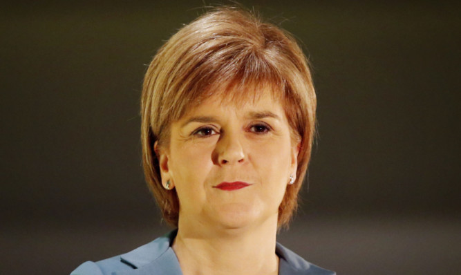 Nicola Sturgeon is gearing up to unveil her programme for government.