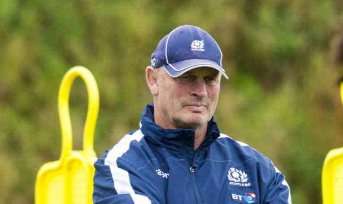 Vern Cotter will announce his RWC squad in Edinburgh today.
