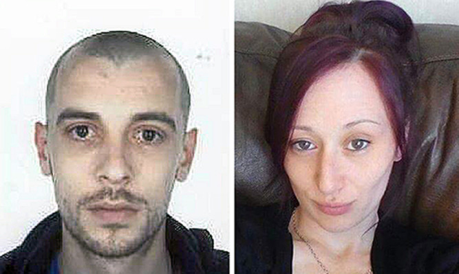 John Yuill and Lamara Bell, whose deaths triggered the review.