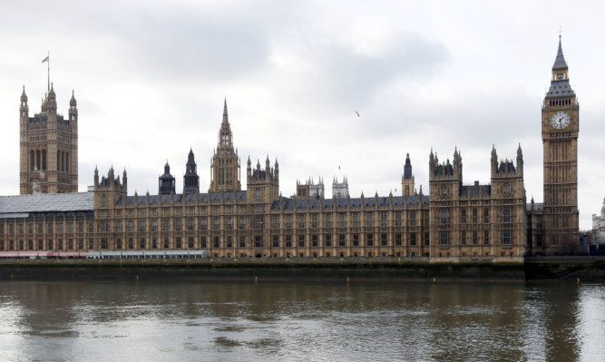 The bill for MPs' expenses and office costs rose to £106 million.