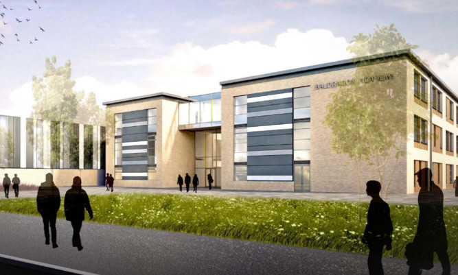 Delays to the new Baldrgon Academy have caused problems with the project.