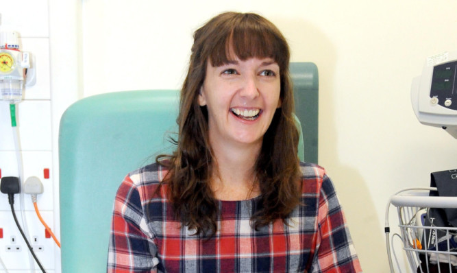 Pauline Cafferkey made a complete recovery after contracting the virus.