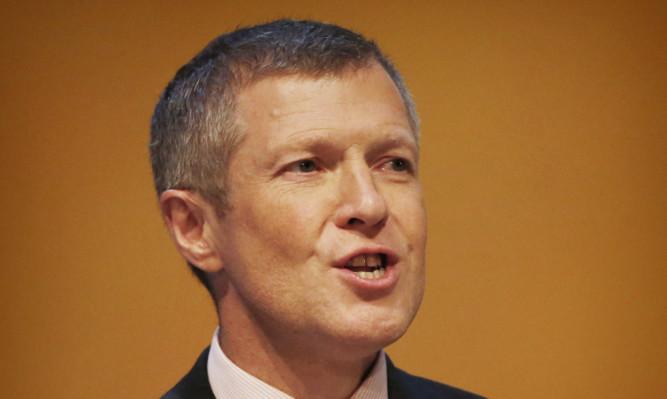 Leader of the Scottish Liberal Democrats Willie Rennie.