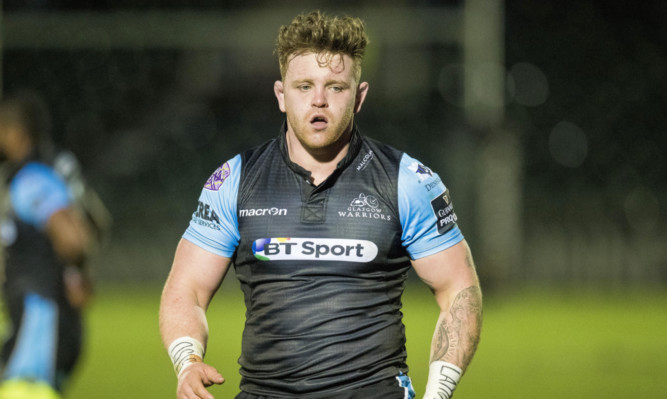 Kevin Bryce: shocked to arrive at Murrayfield and find he'd been called up.
