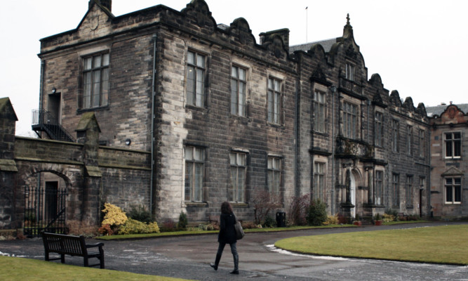 St Andrews University has been ranked 68th in the QS World University Rankings.