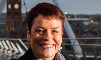 Creative Scotland chief executive Janet Archer.