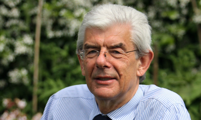 Professor Christopher Whatley.