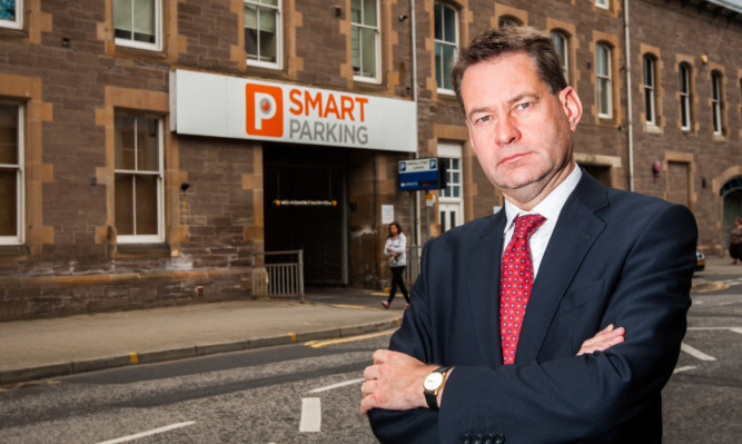 Mr Fraser said he and other politicians in Perth have received complaints from constitiuents about private parking firms.
