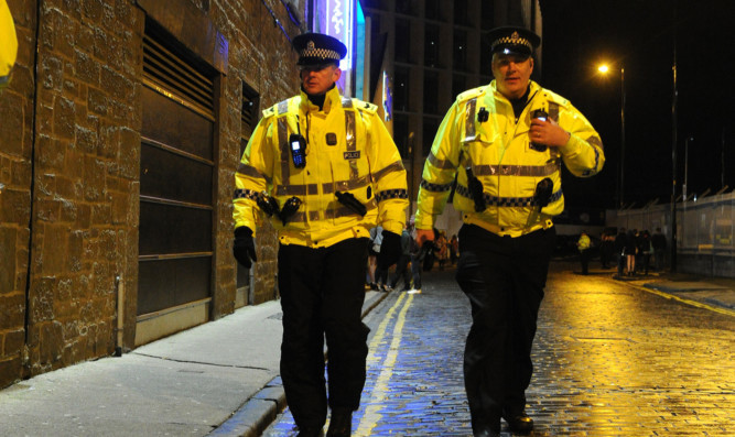 Police in Dundee are stepping up their efforts to tackle violence in the city.