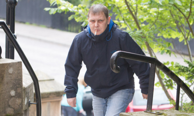 John Towns, who has admitted to owning a dangerous dog, has not yet been sentenced.