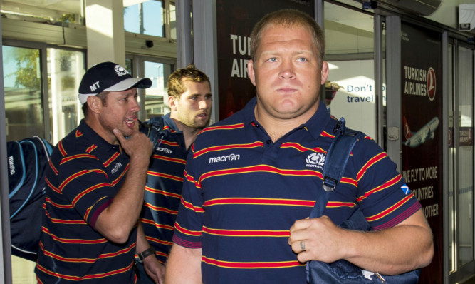 WP Nel says he is not out for revenge against Japan.