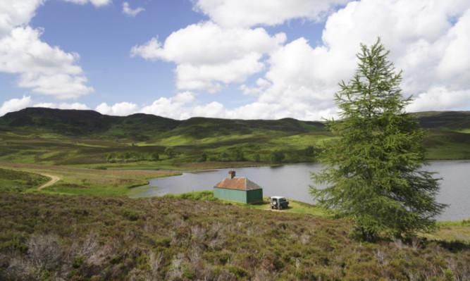 Kinnaird Estate is valued at a cool £9.6 million.