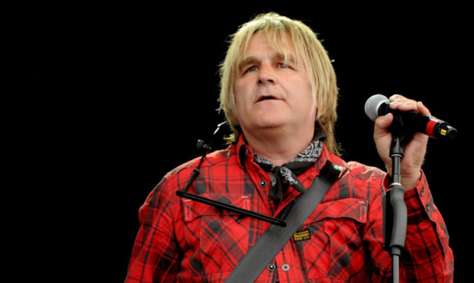Mike Peters.