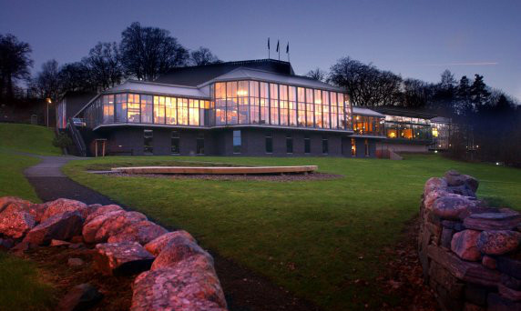 Pitlochry Festival Theatre.