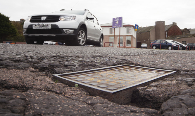 The council are hoping their efforts will give drivers a smoother ride this winter.