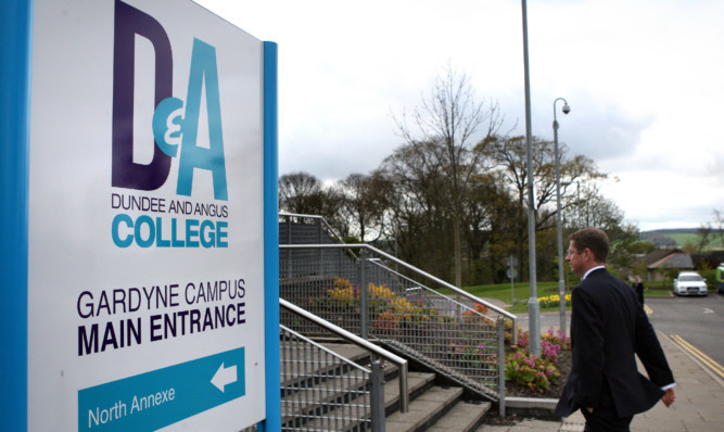D&A College is the first in Scotland to be granted an Erasmus+ Charter.