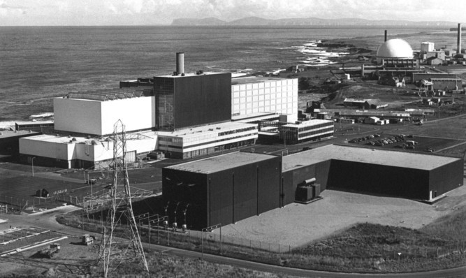 Among the news items the publication records is that the first fast breeder nuclear reactor went live at Dounreay in May 1958.