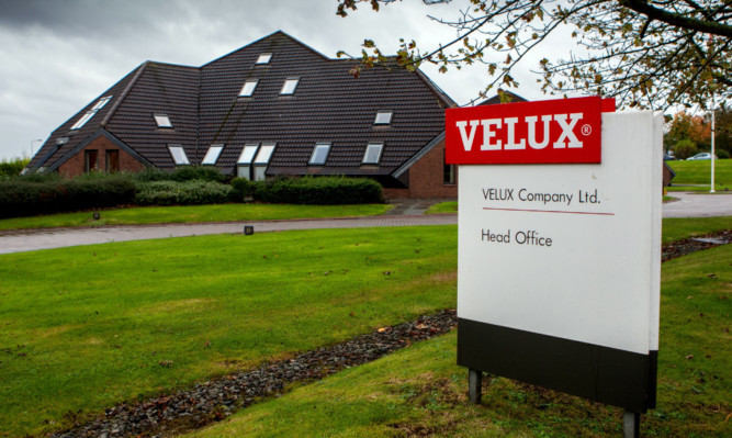 Velux at Woodside Way, Glenrothes.