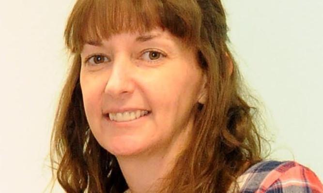 Pauline Cafferkey.
