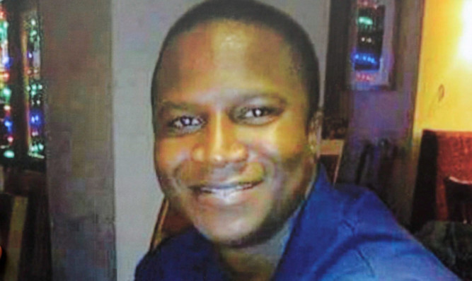 Sheku Bayoh died in police custody.