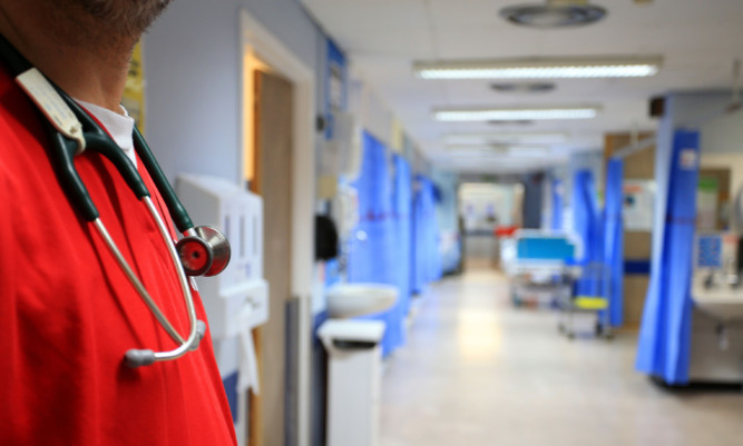 Generic Stock of Hospital ward pictures. . PRESS ASSOCIATION Photo. Picture date: Friday October 3, 2014. See PA story . Photo credit should read: Peter Byrne/PA Wire.