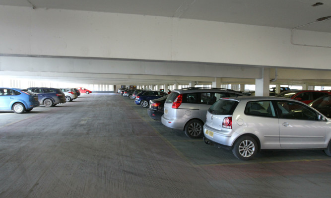 There are plans to changes the ticketing system for the West Bell Street car park in Dundee.