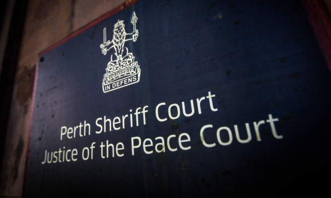 Jane Jenkins was banned at Perth Sheriff Court on Thursday.