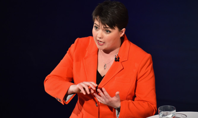 Ruth Davidson's intervention has piled more pressure on George Osborne.