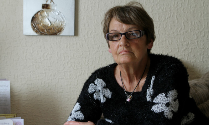 Charmain's mother Linda Speirs has decided not to go due to security fears.