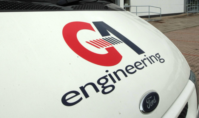 GA Engineering founder Gordon Deuchars said the redundancy decision was one of the most difficult he has had to make.