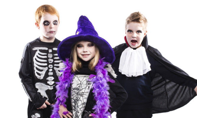 Parents have been urged to check costumes