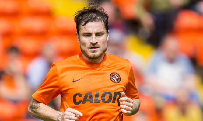 Dundee United will take no further action against Paul Paton.