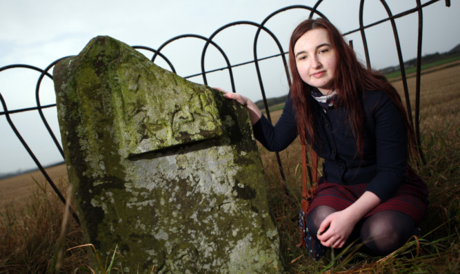 Perth College student has done a college project on the history of the Dundee Dragon legend.