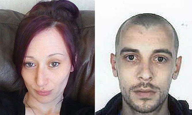 Lamara Bell and John Yuill lay for three days in a crashed car despite it being reported to police.