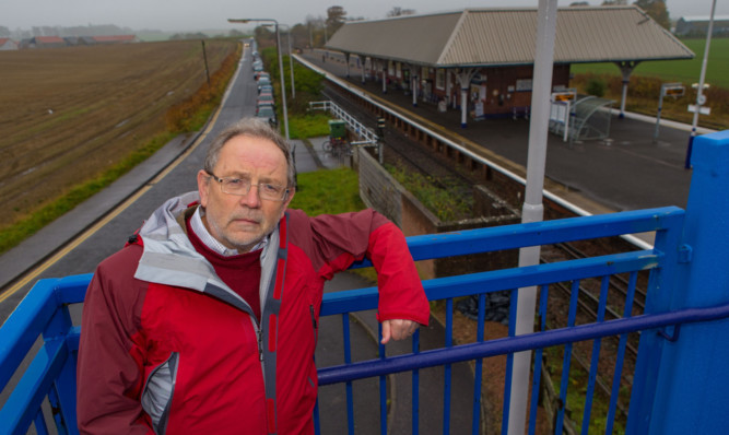 Councillor Tim Brett thinks there is demand for the service.