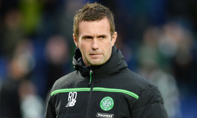 Celtic manager Ronny Deila is critical of the Celtic fans who failed to observe the silence.