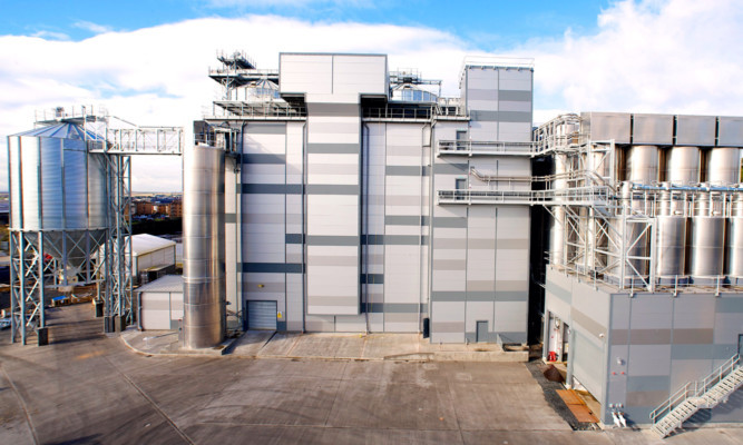 Carrs Group has moved to invest in its other flour mills after Fife investment, above, brought a major improvement in performance.