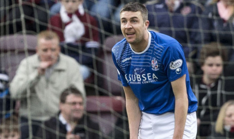 Colin Nish is demanding more from his Cowdenbeath side despite embarking on a four-game unbeaten run.