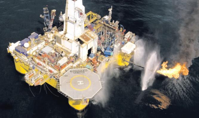 Barclays is predicting a brighter future for the North Sea.