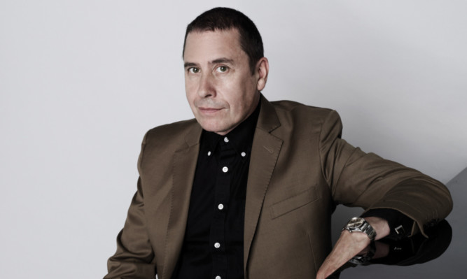 Jools Holland will play in Montrose in May.