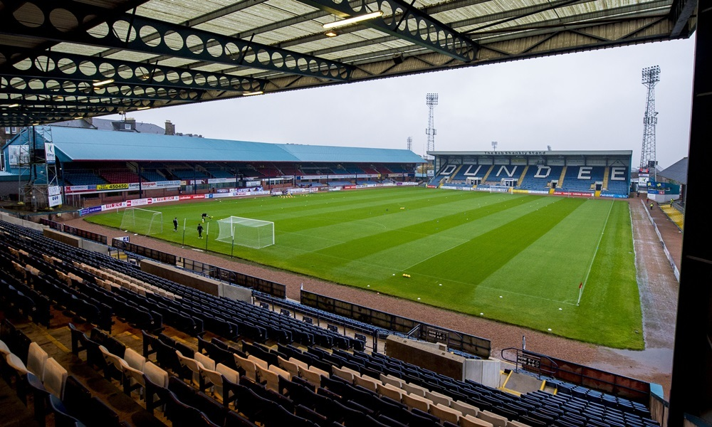 07/11/15 LADBROKES PREMIERSHIP   DUNDEE V PARTICK THISTLE   DENS PARK - DUNDEE   Dens Park, home of Dundee FC
