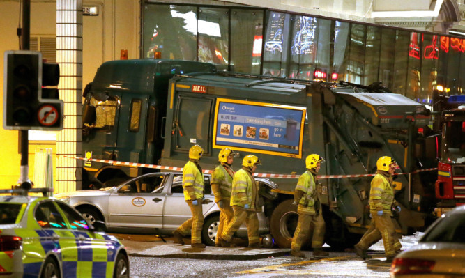 Six people were killed in the tragedy in Glasgow city centre just before Christmas last year.